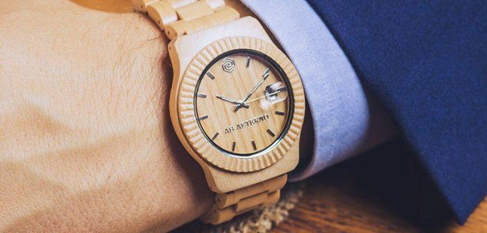 éternité des horloges en bois