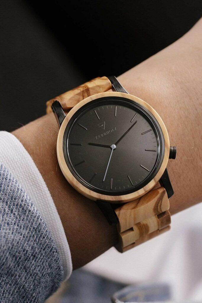 orologi legno Kerbholz