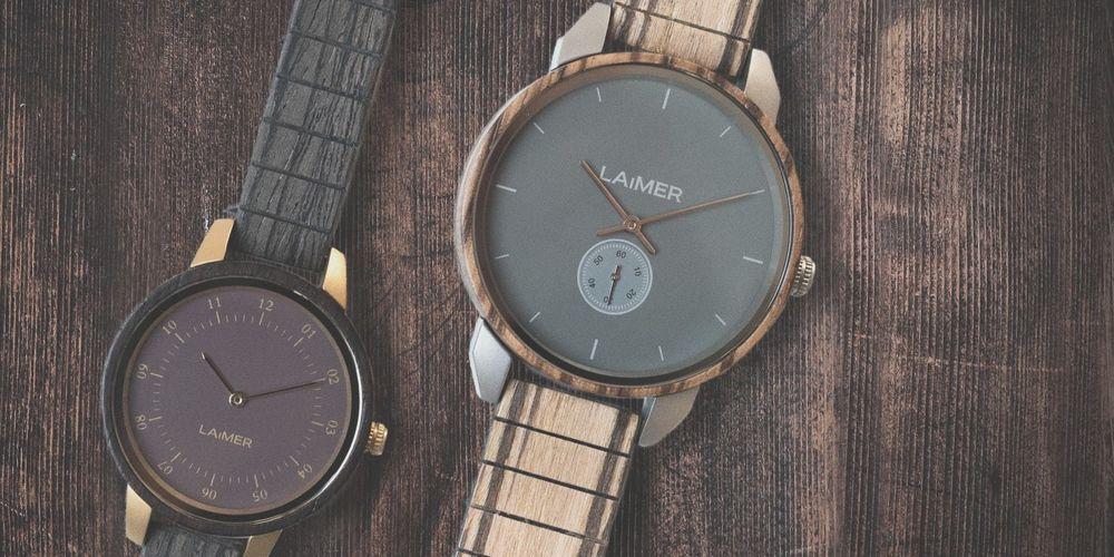 Laimer horloges en bois