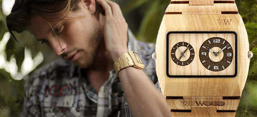 WEWOOD horloges en bois